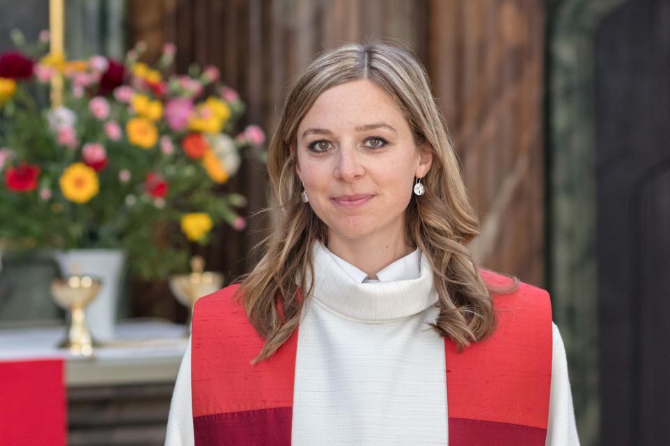 Pfarrerin Corinna Zisselsberger