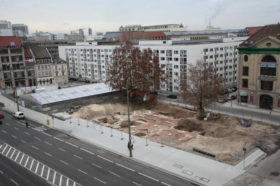 Ausgrabungen Petriplatz (c) C.Mehlisch