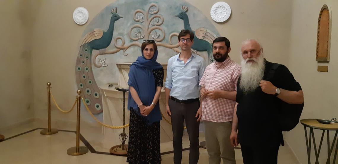 Imam, Rabbiner, Pfarrer, Interreligiöser Dialog, Antisemitismus, Islamfeindlichkeit, Terrorgedenken