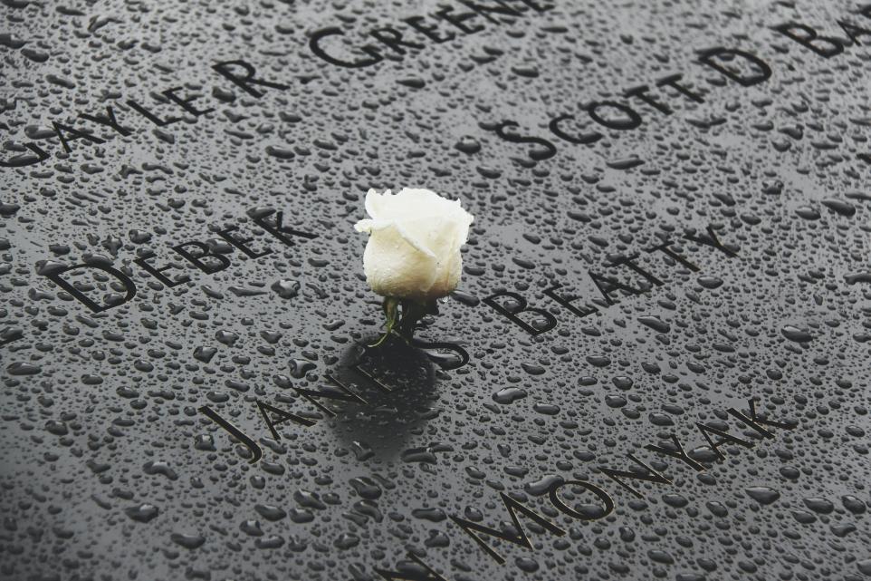 9/11 Gedenken Friedensgebet 11. September