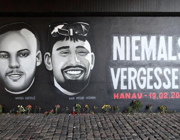 Hanau Rassismus #saytheirnames