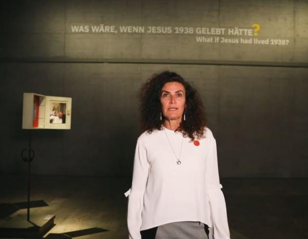 Screenschot aus Video mit Ilana Lewitan