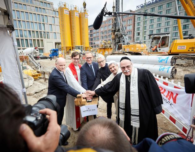 Imam, Pfarrer, Interreligiöser Dialog, Antisemitismus, Islamfeindlichkeit