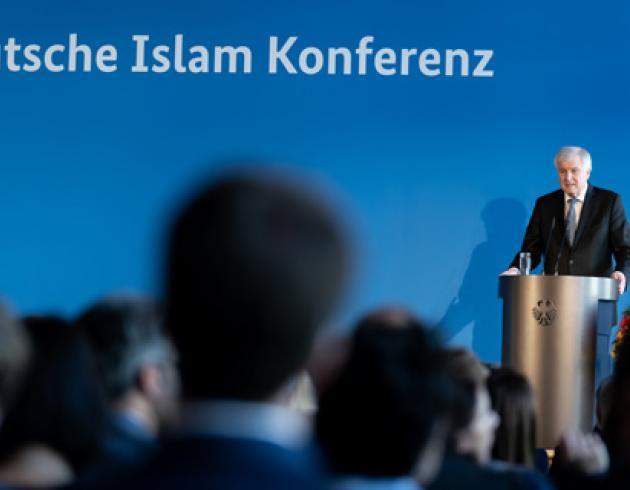 Seehofer Islam Muslime