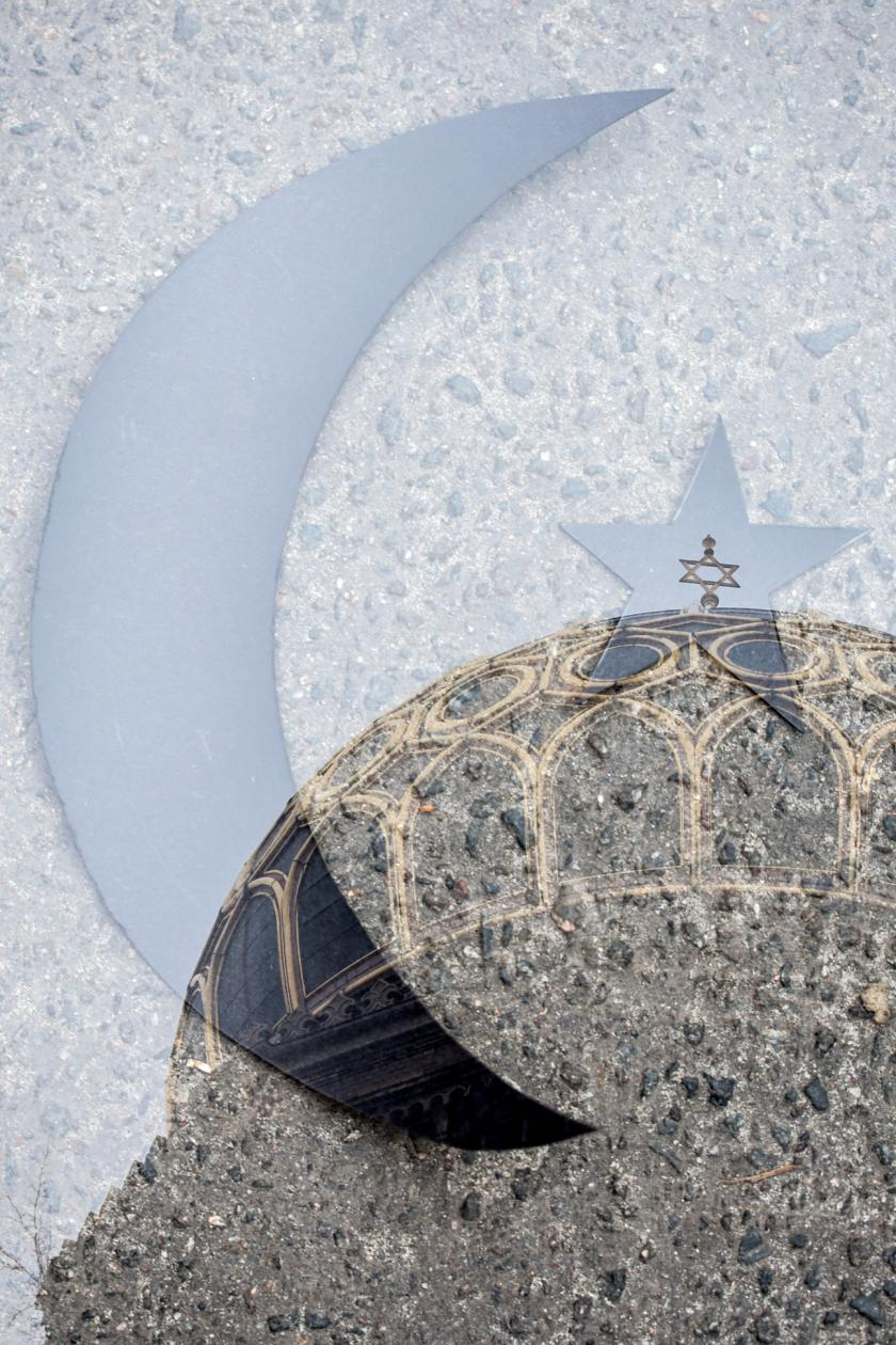 Ringparabel Nathan Juden Muslime Christen